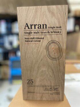 Arran_25YO and GP Brands UK Gift Box