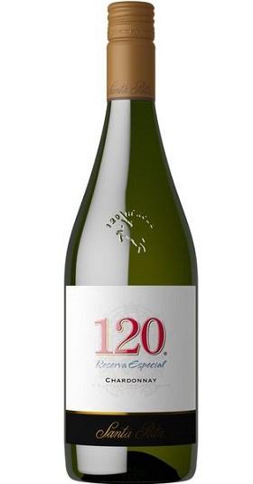 Santa Rita 120 Chardonnay Central Valley And GP brands