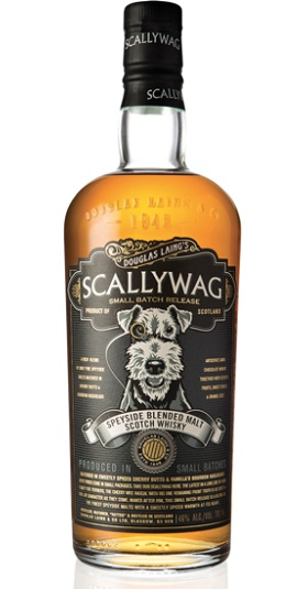 Scallywag 70cl And GP Brands